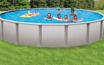 Create your own pool
