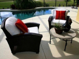 Patio Chairs With Pillows