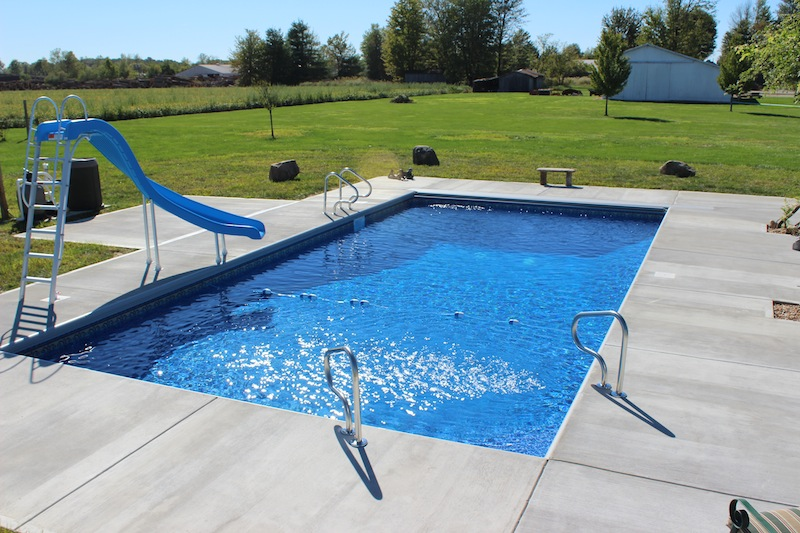 Columbus swimming pool photos inground pools above ground for Affordable pools and supplies