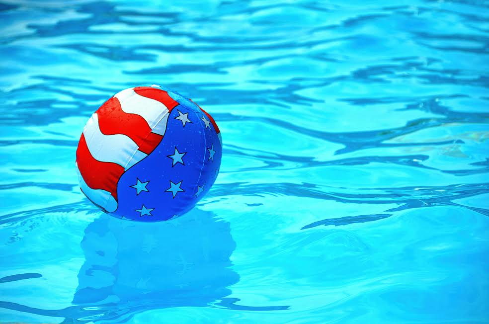 4th of July Pool Party Day