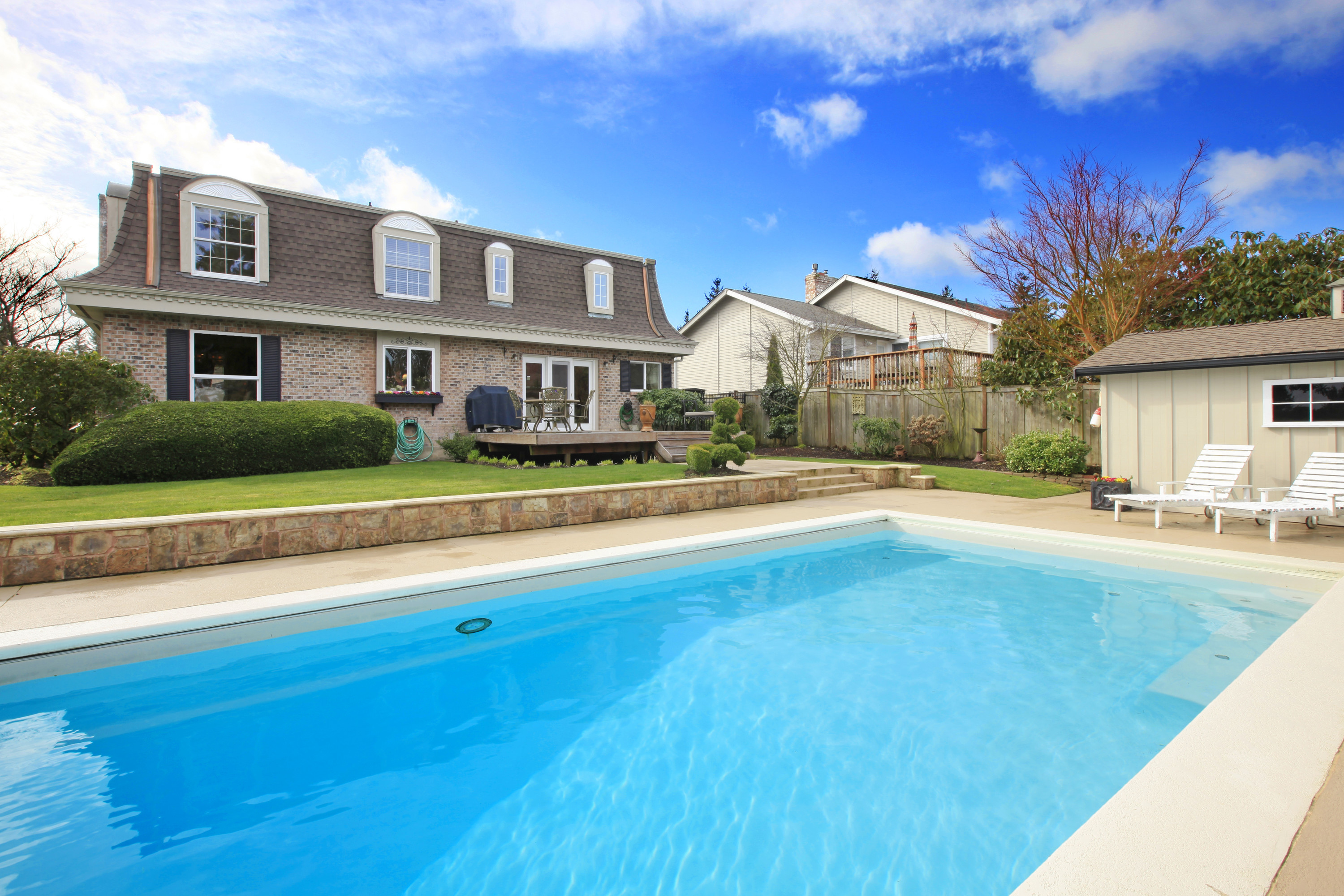 Plunge into Pool Planning