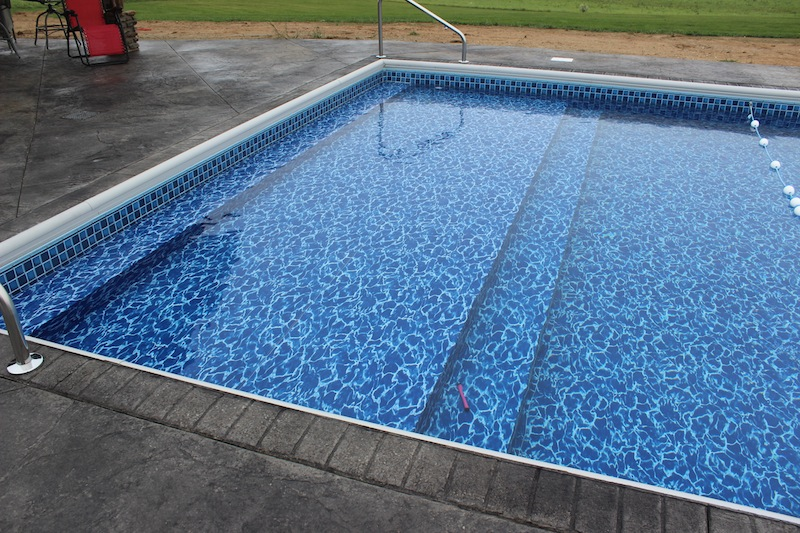 Columbus swimming pool photos inground pools above ground for Bathtub covers liners